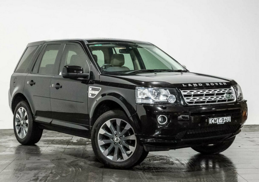 2013 MY14 Land Rover Freelander 2 LF MY14 SD4 CommandShift SE Wagon