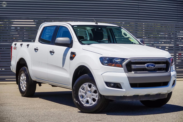 2017 MY18 Ford Ranger PX MkII 4x4 XLS Double Cab Pickup 3.2L Utility