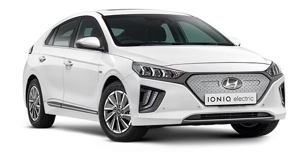 2019 MY20 Hyundai IONIQ AE.3 Electric Premium Fastback