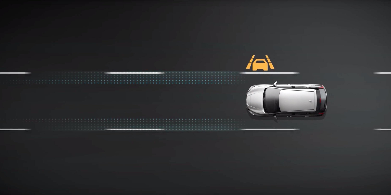 Intelligent Lane-Departure Warning and Intervention Image