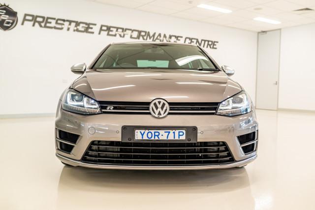 2016 Volkswagen Golf 7 R Hatchback Image 2