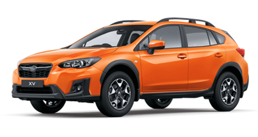 New Subaru XV