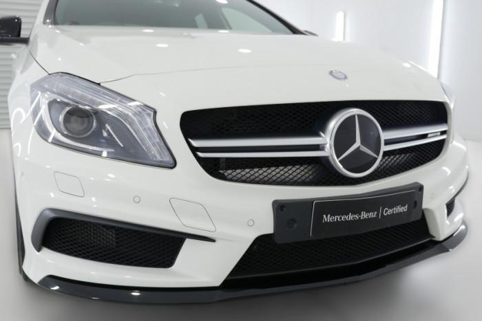 2015 MY06 Mercedes-Benz A45 W176 806MY A45 AMG Hatchback