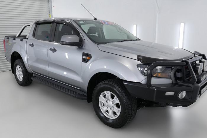 2015 Ford Ranger PX MkII XLS Utility