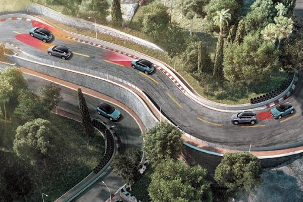 Kona Hyundai SmartSense