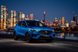 MG ZST launches in Australia. The new compact SUV in town
