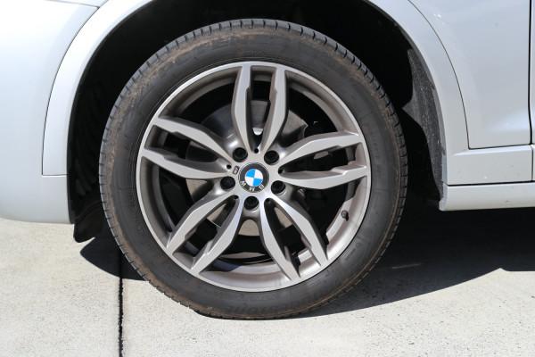 2016 BMW X3 F25 LCI xDrive20d Suv Image 4