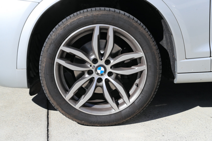 2016 BMW X3 F25 LCI xDrive20d Suv
