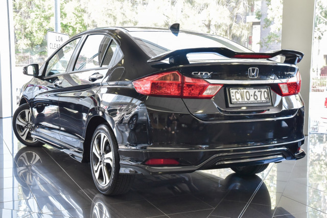 2014 Honda City GM VTi-L Sedan Image 2