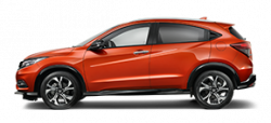 New Honda New HR-V