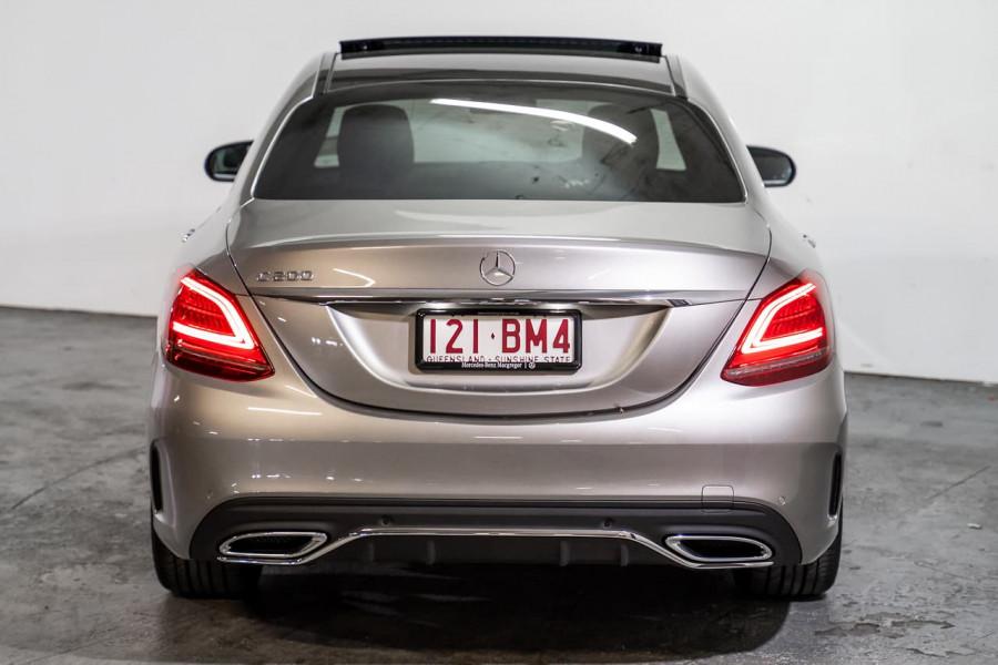 2021 Mercedes-Benz C-class C200