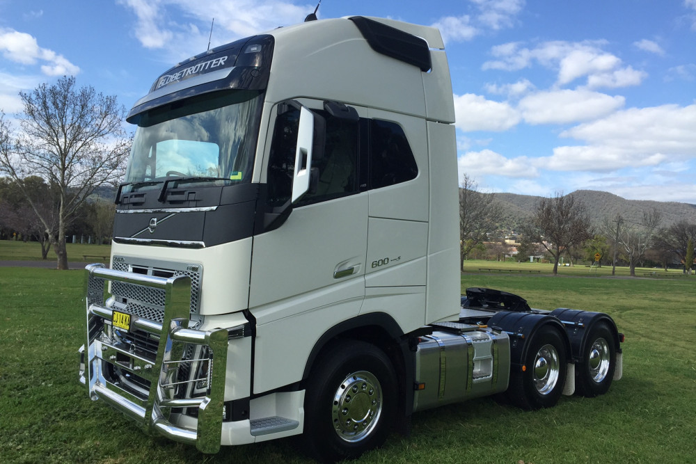2016 Volvo FH FH600 Globetrotter