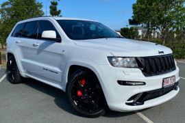 Jeep Grand Cherokee SRT-8 WK