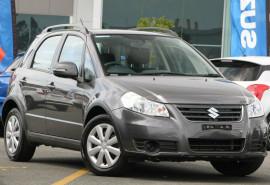 Suzuki SX4 Crossover Navigator GYA MY13