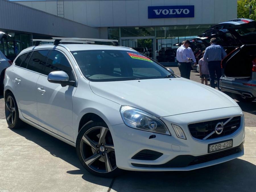 2012 Volvo V60 (No Series) T6 R-Design Wagon Image 1