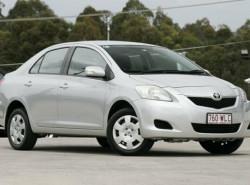 Toyota Yaris YRS NCP93R MY09