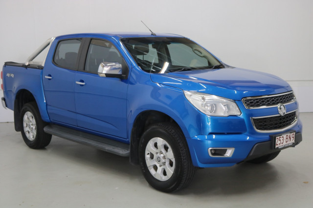 2015 Holden Colorado RG MY15 LTZ Utility