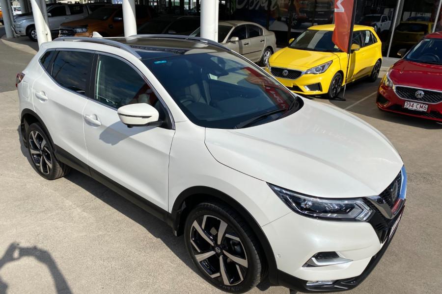 2020 MY0  Nissan QASHQAI J11 Series 3 Ti Suv Image 37