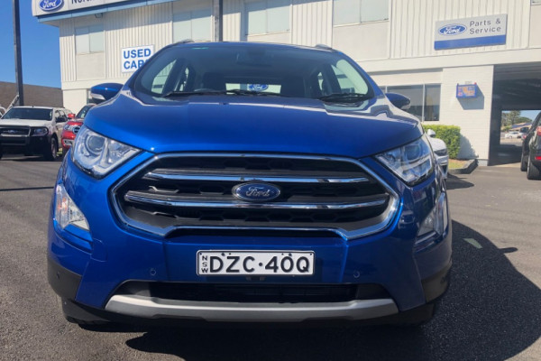 2017 Ford EcoSport BL Titanium Suv Image 3