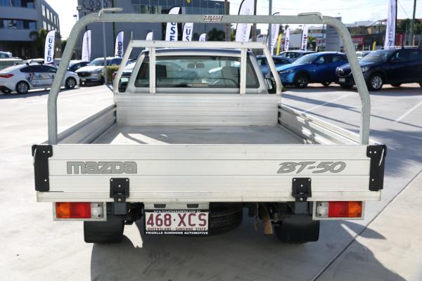 2017 Mazda BT-50 UR0YE1 XT Cab chassis