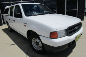 Ford Courier GL PE