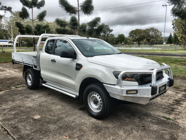 2016 Ford Ranger PX MkII XL Crew cab