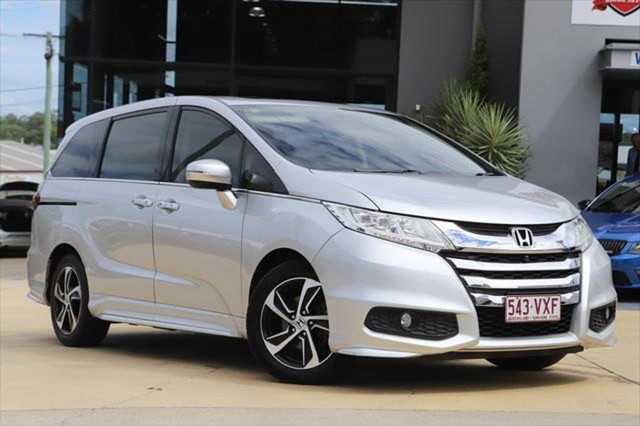 2015 Honda Odyssey 5th Gen MY15 VTi-L Wagon Image 1