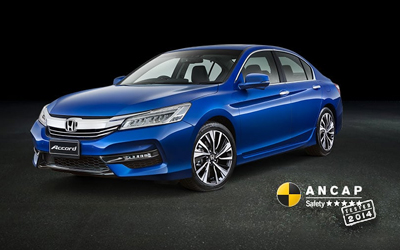 Accord Uncompromised Safety