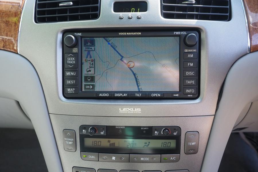 2005 Lexus Es MCV30R MY05 ES300 Sedan Image 14