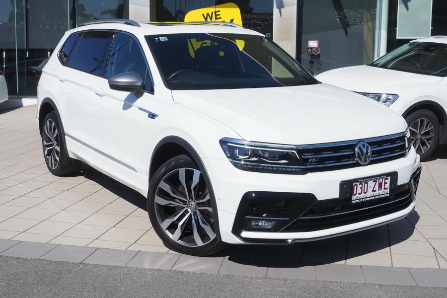 2018 MY19 Volkswagen Tiguan 5N MY19 162TSI Highline Suv