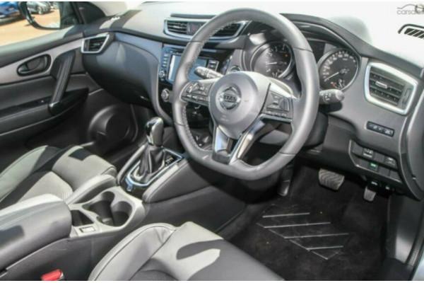 2021 MY20 Nissan Qashqai J11 Series 3 MY20 ST-L X-tronic Suv Image 5