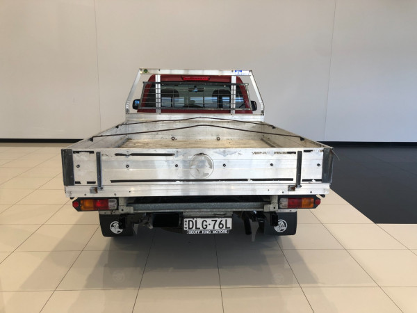2008 Holden Colorado RC DX 2wd cab chassis Image 5