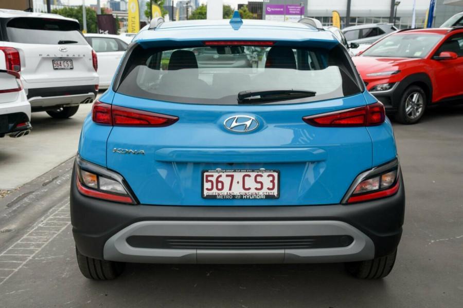 2021 Hyundai Kona Os.v4 MY21 2WD Suv