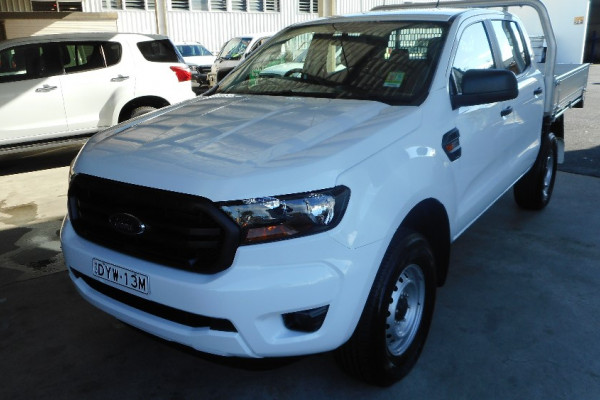 Ford Ranger XL PX MkIII 2019.0