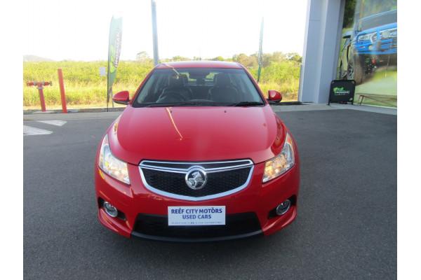 2013 Holden Cruze JH SERIES II MY14 SRI-V Hatchback Image 2