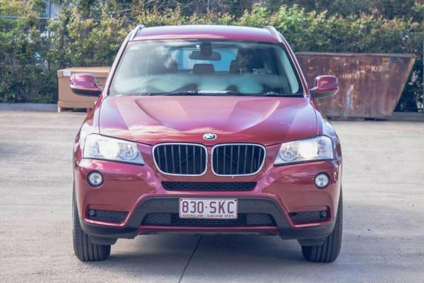 2012 BMW X3 F25 xDrive20d Suv Image 3
