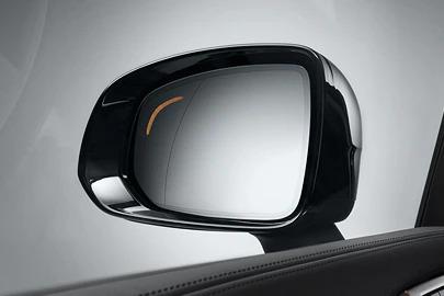 Power door mirrors Image
