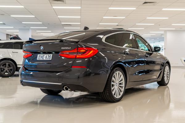 2018 MY19 BMW 6 Series Hatchback