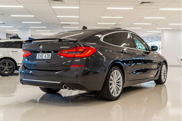 2018 MY19 BMW 6 Series Hatchback Image 4