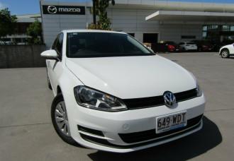 Volkswagen Golf 92TSI DSG VII MY16