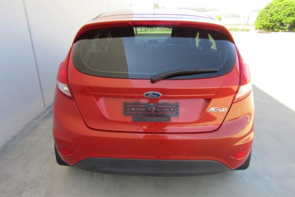 2013 Ford Fiesta WZ AMBIENTE Hatchback Image 4