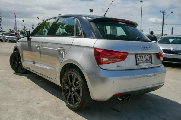 2012 MY14 Audi A1 8X MY14 Ambition Sportback S Tronic Hatchback Image 5