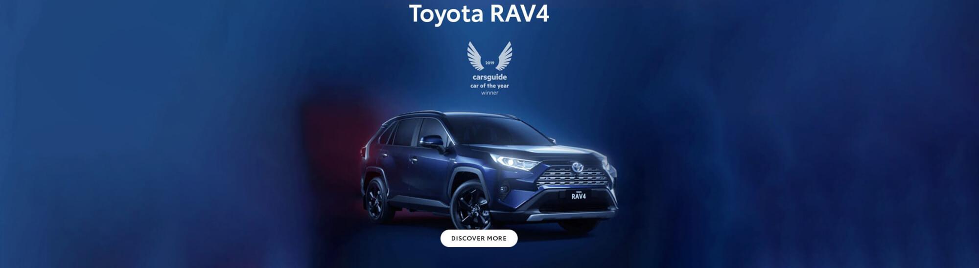 Rav4 Toyota Cessnock