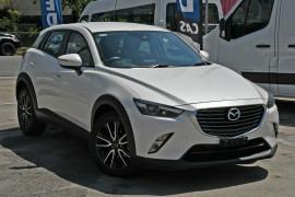 Mazda CX-3 sTouring SKYACTIV-Drive DK2W7A
