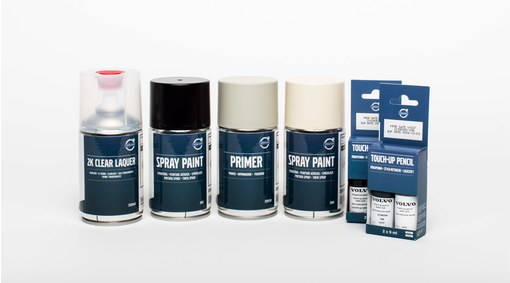 Touch up paint, paint, bonding primers