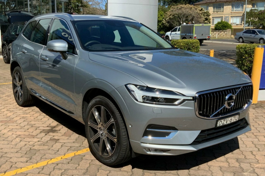 2018 Volvo XC60 UZ D4 Inscription (AWD) Suv Mobile Image 3