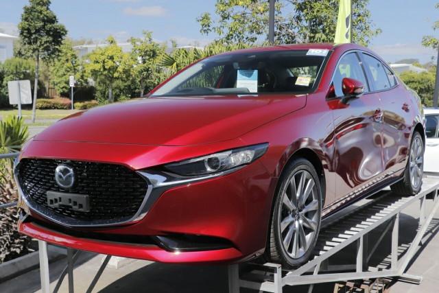 2020 Mazda 3 BP G25 GT Sedan Sedan