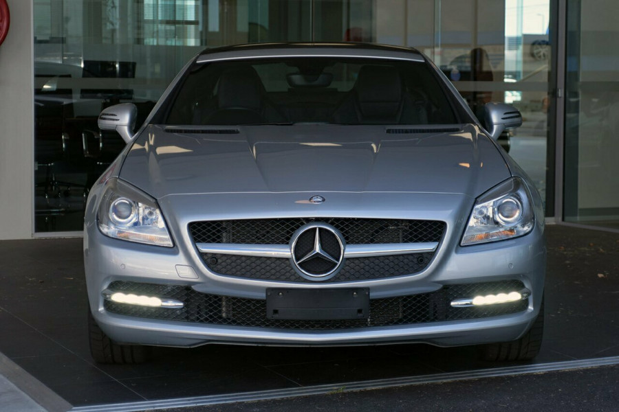 2015 MY06 Mercedes-Benz Slk200 R172 806MY Convertible Mobile Image 2