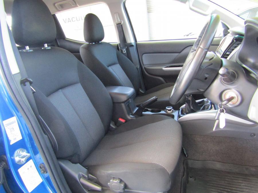 2018 Mitsubishi Triton MQ GLS Double Cab Pick Up 4WD Dual cab Image 19