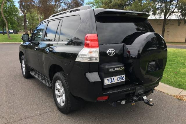 2012 Toyota Landcruiser PRADO ALTITUDE (4X4)